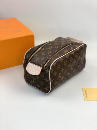 Барсетка Louis Vuitton коричневый монограмм