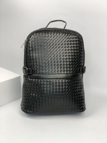 Рюкзак Bottega Veneta черного цвета