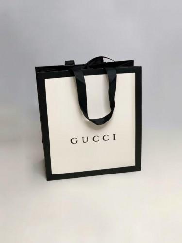 Пакет Gucci белый маленький