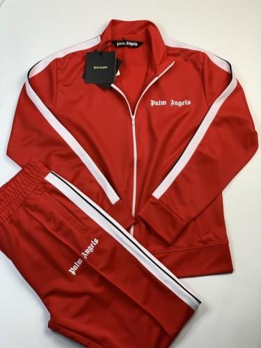 Спортивный костюм Palm Angels красный