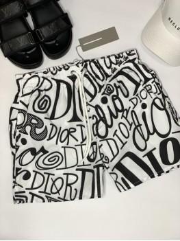 Шорты Dior белые