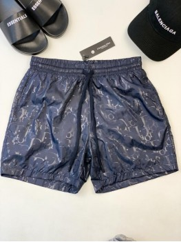 Шорты Dior темно-синие