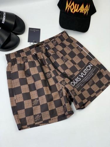 Шорты Louis Vuitton коричневые