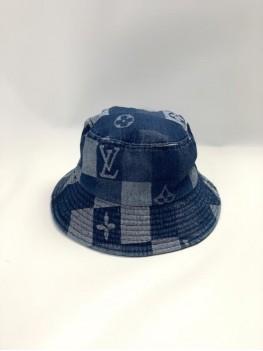 Панама Louis Vuitton синяя